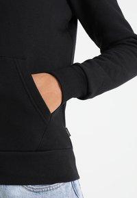 Converse - STAR CHEVRON HOODIE - Zip-up hoodie - black - 5