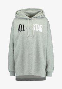 Converse - ALL STAR HOODIE - Hoodie - vintage grey heather - 4