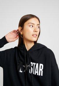 Converse - ALL STAR HOODIE - Hoodie - black - 3