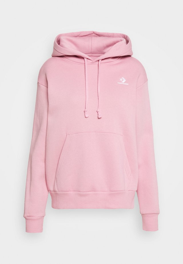 FOUNDATION HOODIE - Jersey con capucha - lotus pink