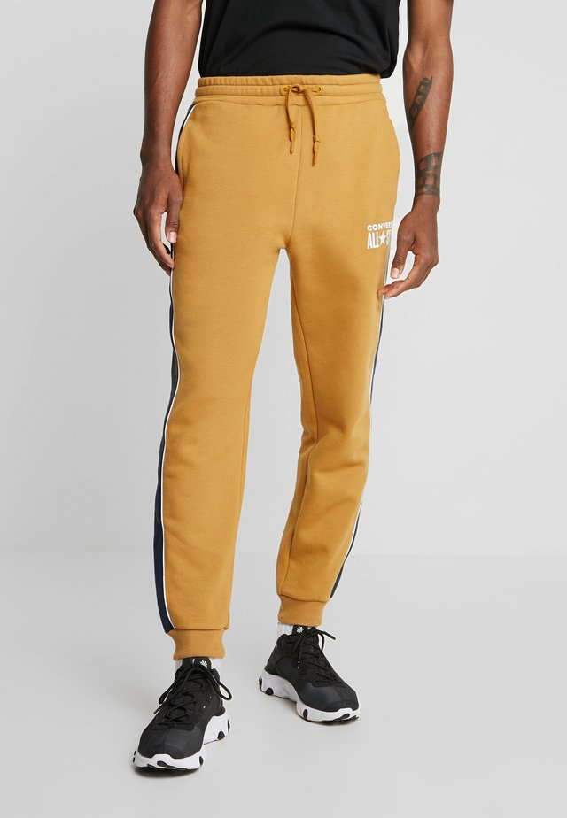 ALL STAR TRACK PANT - Trainingsbroek - wheat