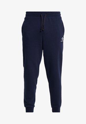 STAR CHEVRON PANT - Teplákové kalhoty - obsidian