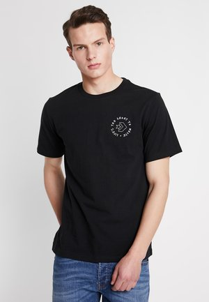 RENEW TEE - T-shirts med print - black