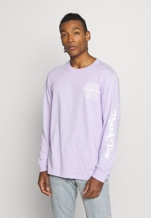 RENEW CORE TEE - Langærmede T-shirts - moonstone violet