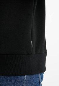 Converse - STAR CHEVRON CREW - Sweatshirt - black - 5