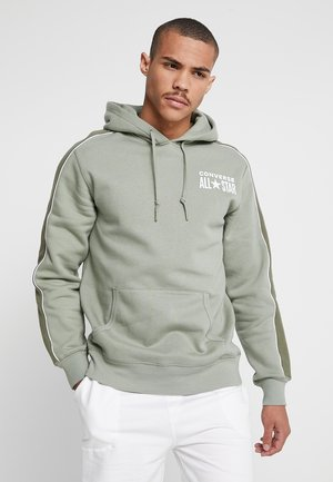 ALL STAR TRACK HOODIE - Mikina s kapucí - jade stone