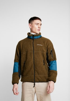 POLAR RIPSTOP JACKET - Lehká bunda - surplus olive