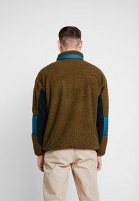 Converse - POLAR RIPSTOP JACKET - Summer jacket - surplus olive - 2