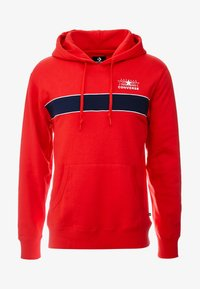 Converse - ALL STAR PULL OVER HOODIE - Luvtröja - university red - 4