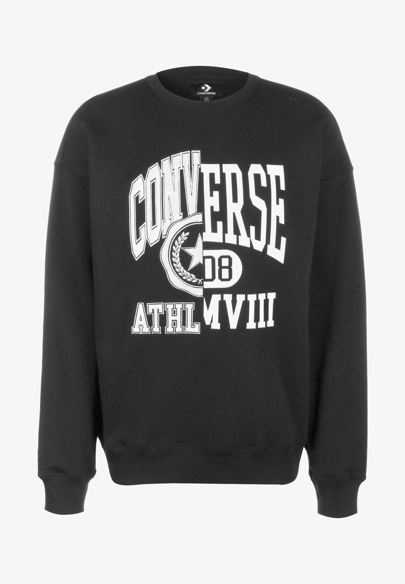 Converse - Sweatshirt - black