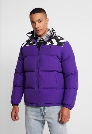 FILL PUFFER JACKET - Winter jacket - court purple