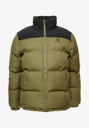 FILL PUFFER JACKET - Chaqueta de invierno - field surplus