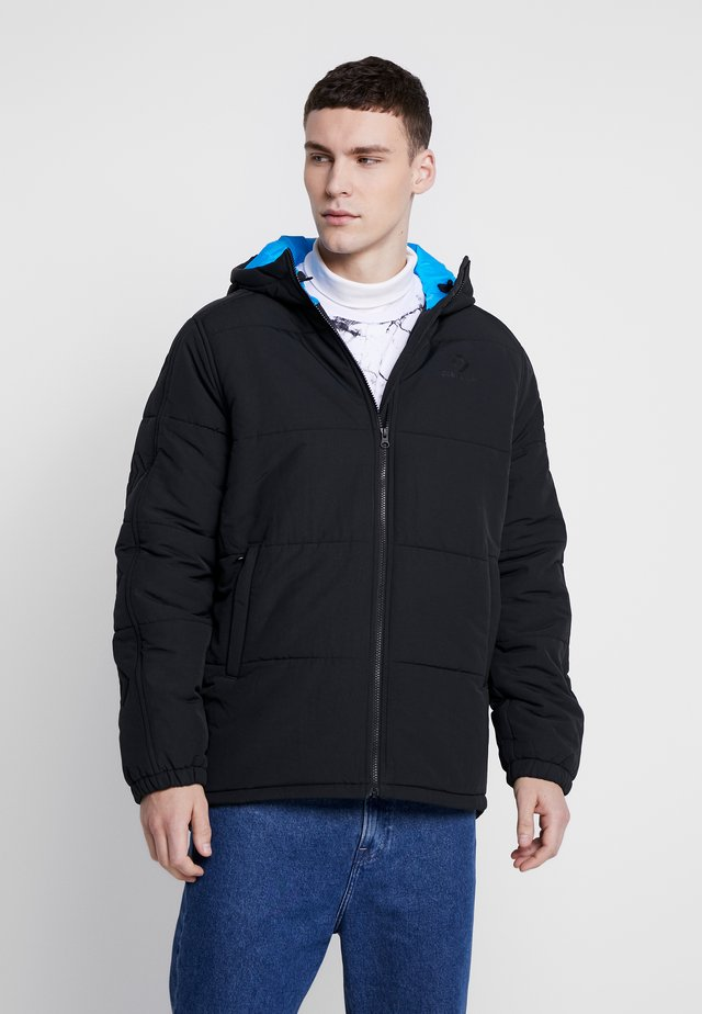 UTILITY JACKET - Winter jacket - black