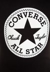 Converse - CHUCK TAYLOR SIGNATURE TEE - T-shirt med print - black