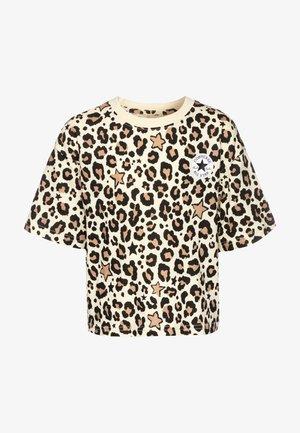 Camiseta estampada - multicolor