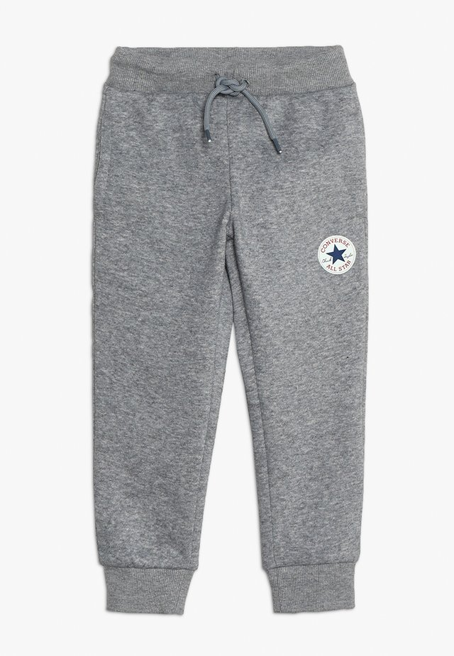 CHUCK PATCH - Pantalones deportivos - dark grey heather