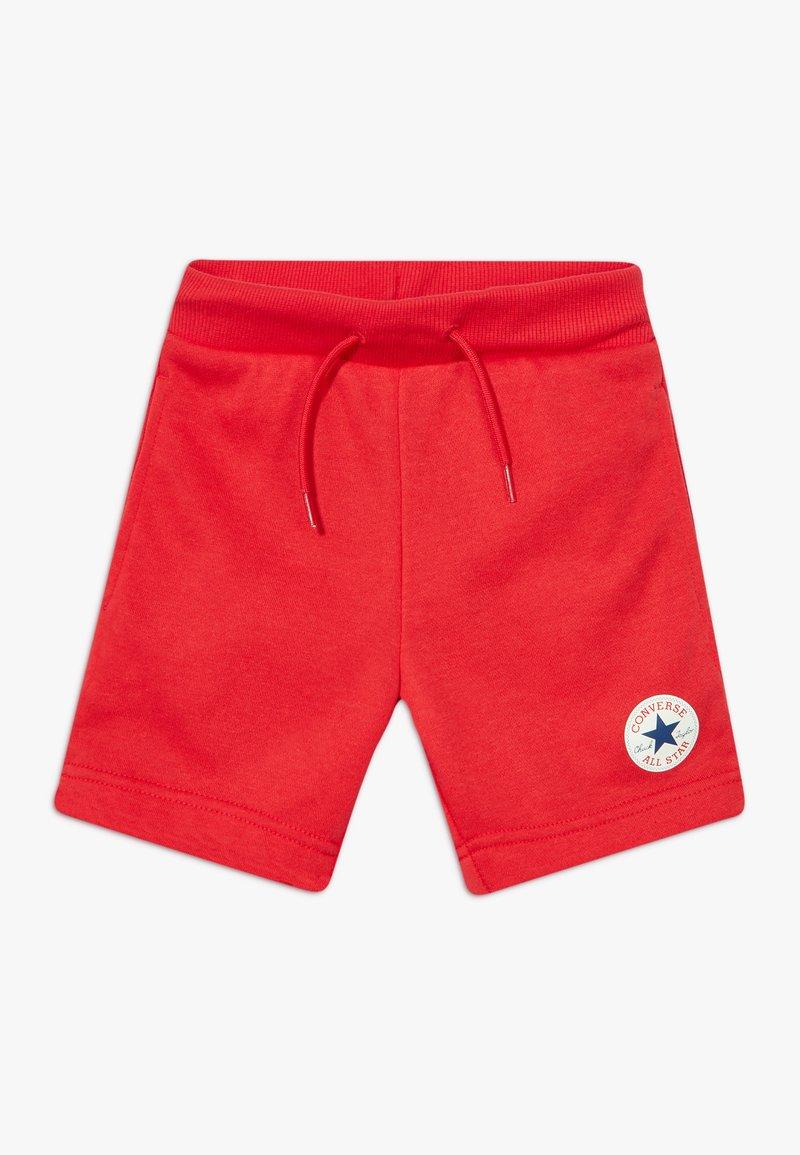 Converse - PRINTED CHUCK PATCH - Pantalones deportivos - university red