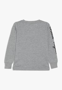 Converse - CHUCK TAYLOR SCRIPT TEE - Long sleeved top - grey heather - 1