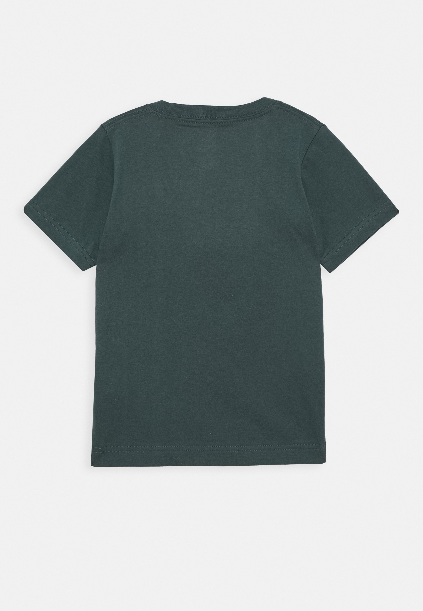 Converse CORE CHUCK PATCH TEE T Shirt print faded spruce