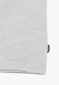 Converse - SPORT STRIPE RINGER TEE - Camiseta estampada - grey heather - 2