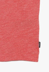 Converse - SPORT STRIPE RINGER TEE - T-shirt con stampa - habanero red - 2