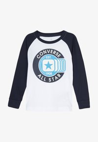 Converse - CLASSIC ALL STAR RAGLAN TEE - Long sleeved top - white - 2
