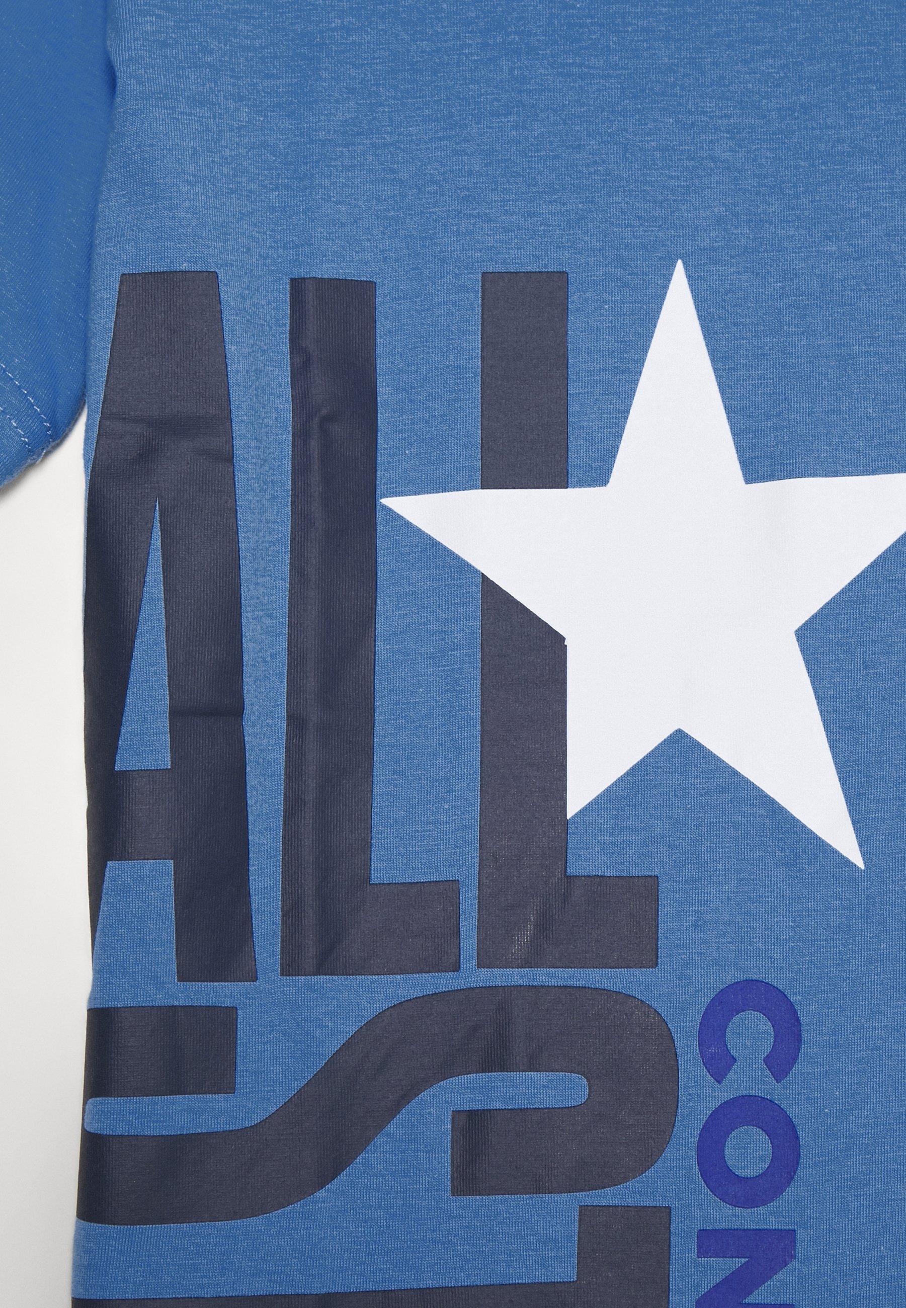 ALL STAR STACKED TEE T shirt print coast