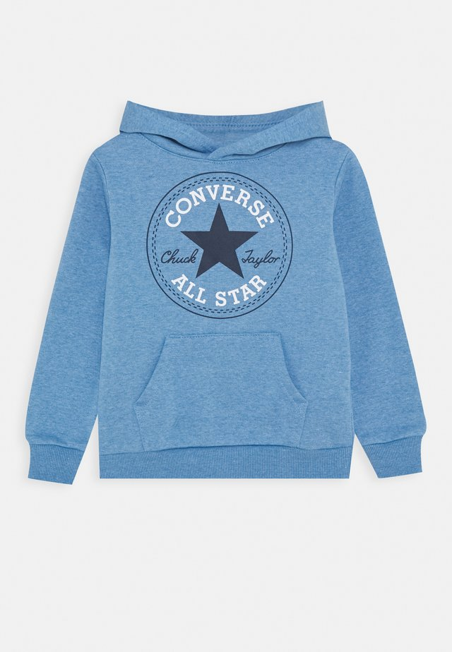 CHUCK PATCH HOODIE  - Hoodie - coast heather