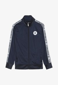 Converse - TRICOT TAPING TRACK JACKET - Training jacket - obsidian/wolf grey - 3