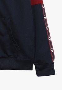 Converse - STAR CHEVRON COLORBLOCK TRACK JACKET - Sportovní bunda - obsidian - 2