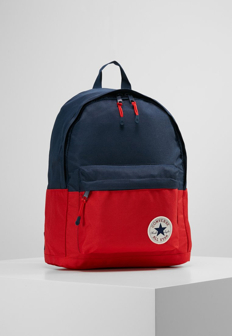 Converse - DAY PACK - Tagesrucksack - red/dark blue