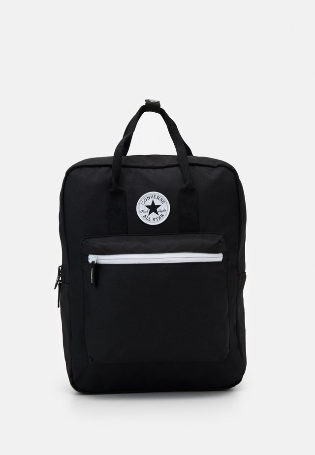 FOUNDATION DAYPACK - Ryggsekk - black