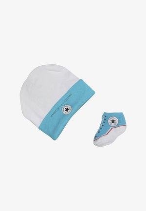 HAT BOOTIE BABY SET - Bonnet - mesange