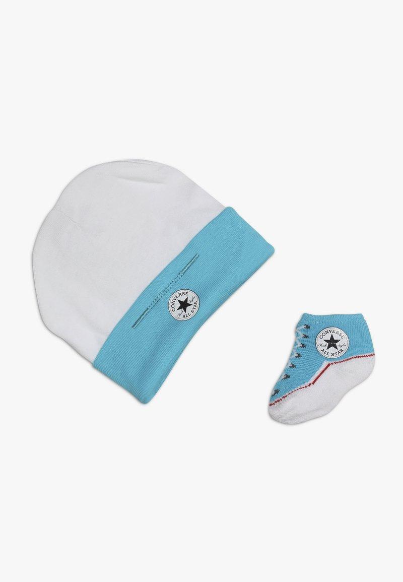Converse - HAT BOOTIE BABY SET - Czapka - mesange
