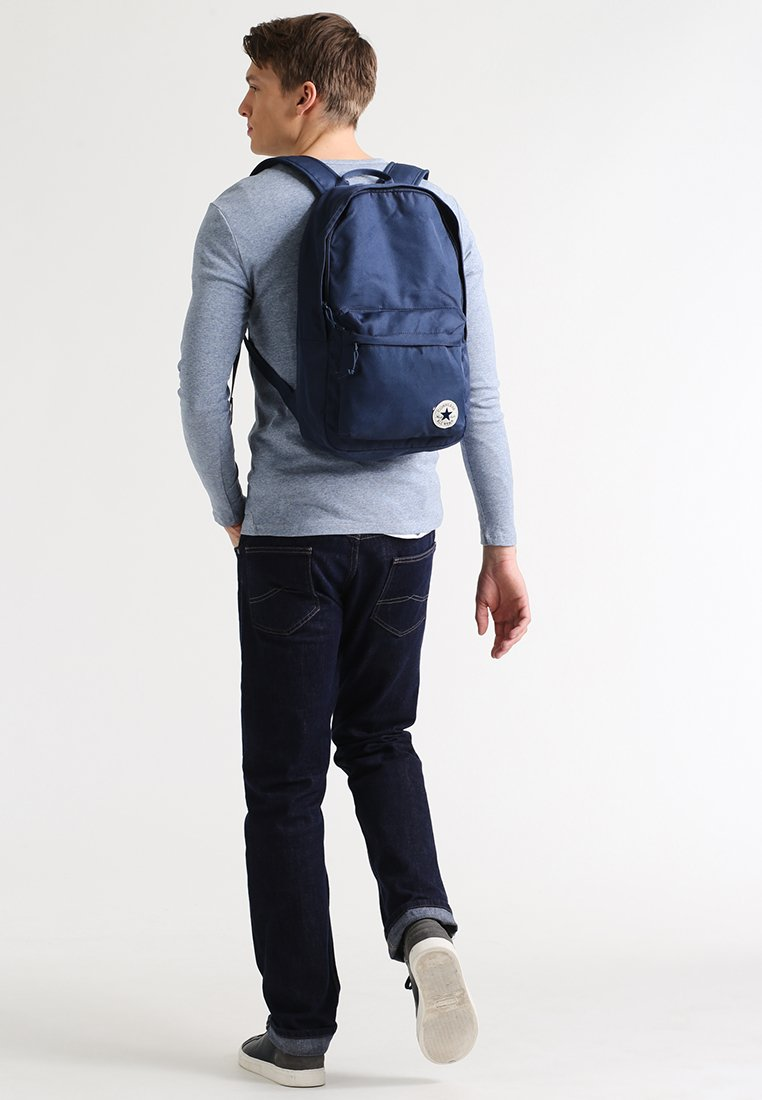 Converse - EDC POLY BACKPACK - Rucksack - navy