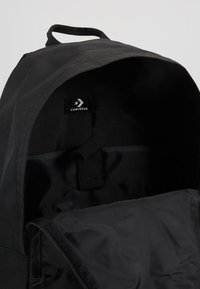 Converse - EDC POLY BACKPACK - Ryggsekk - black - 4