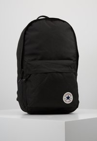 Converse - EDC POLY BACKPACK - Ryggsekk - black - 0