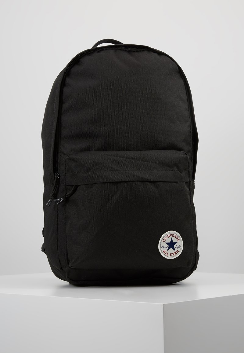 Converse - EDC POLY BACKPACK - Ryggsekk - black