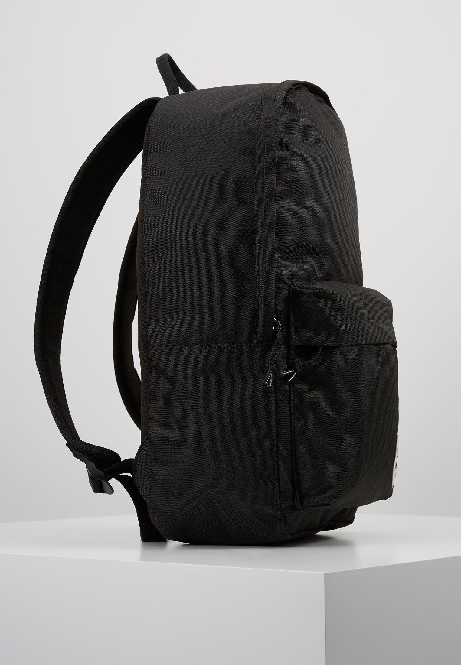 Converse Edc Poly Backpack - Zaino Black Vha3Hbx