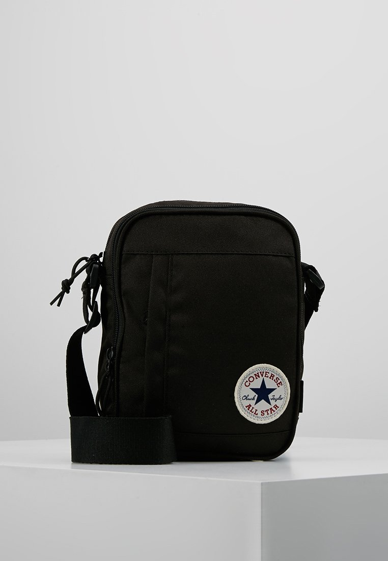 Converse - CROSS BODY - Sac bandoulière - black