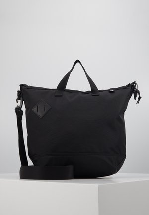 STREET TOTE - Tote bag - black