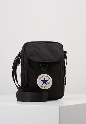 CROSS BODY 2 - Torba na ramię - black