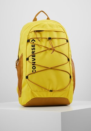 SWAP OUT BACKPACK - Rucksack - vivid sulfur/wheat