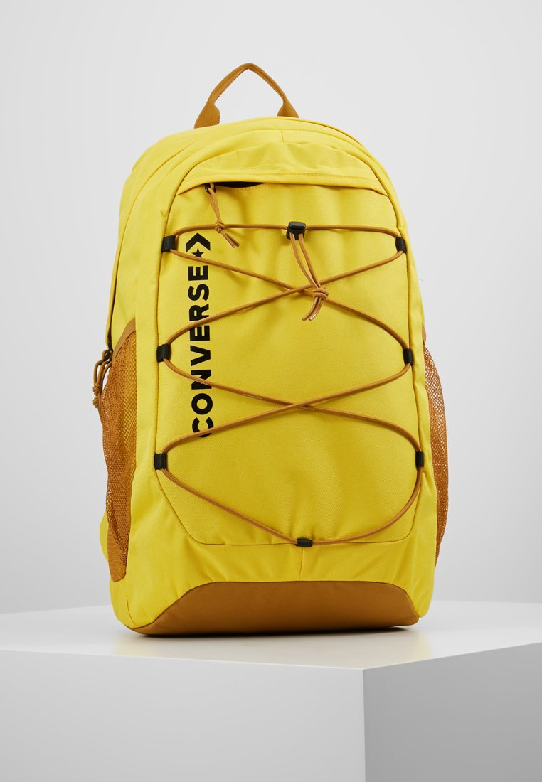 Converse - SWAP OUT BACKPACK - Rucksack - vivid sulfur/wheat