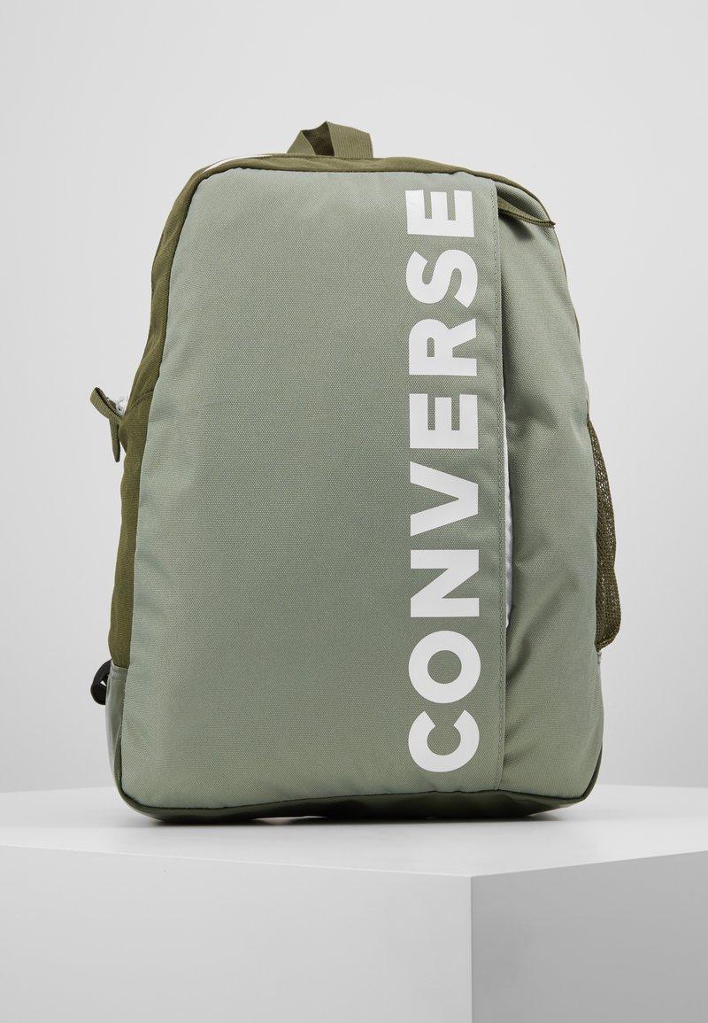 Converse - SPEED BACKPACK - Batoh - jade stone/field surplus/vivid