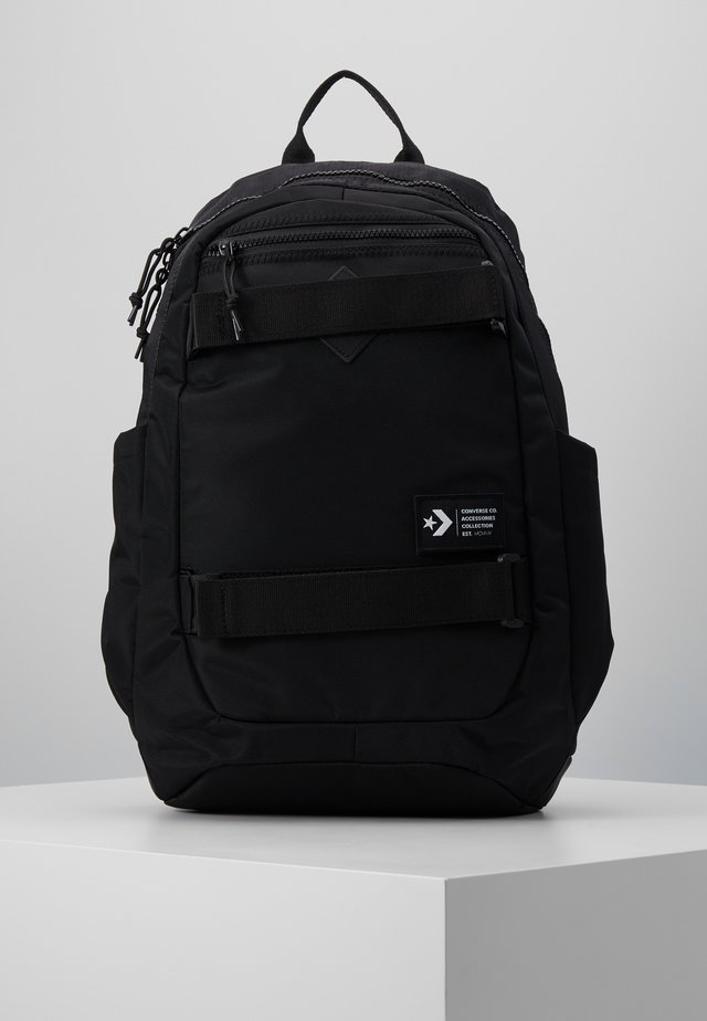 UTILITY BACKPACK - Reppu - black