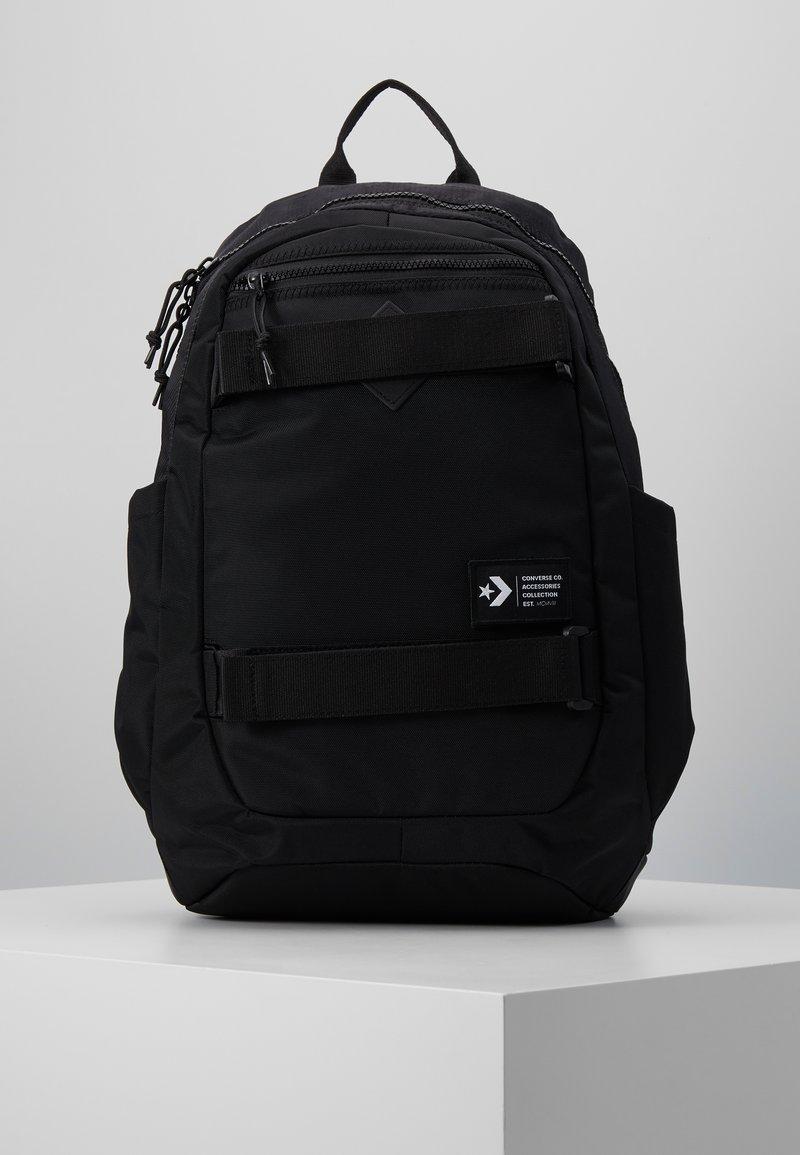 Converse - UTILITY BACKPACK - Rygsække - black