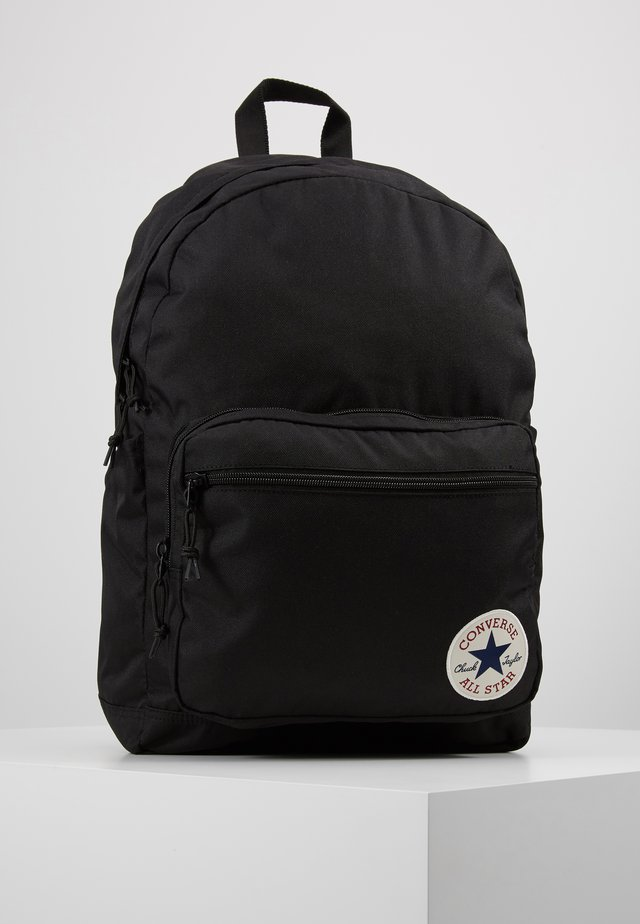 GO BACKPACK - Rugzak - black