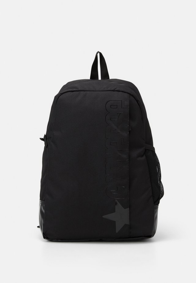 SPEED BACKPACK UNISEX - Ryggsekk - black