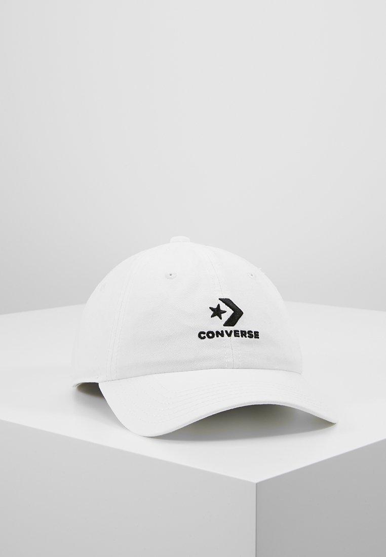 Converse - LOCK UP BASEBALL - Cap - white/black